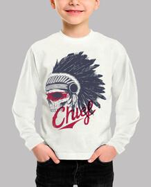 Chief - native skull