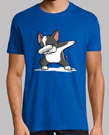 Chien Boston Terrier Dab!