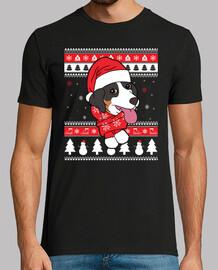 chien de berger australien noël