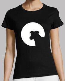 chien de lune