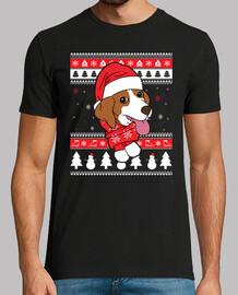 chien de noël breton