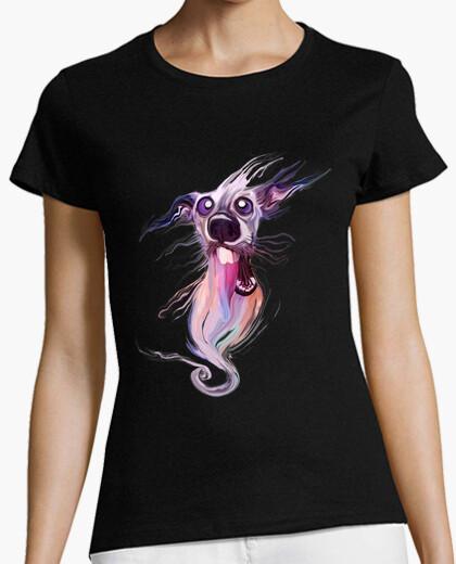 Tee-shirt chien fou
