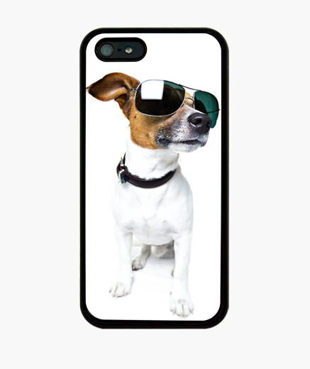 Coque iPhone chien fraîche