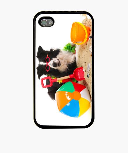 Coque iPhone chien fraîche iii