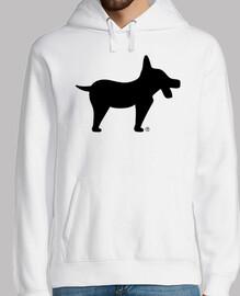 chien noir ii