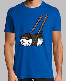 chien sushi teckel