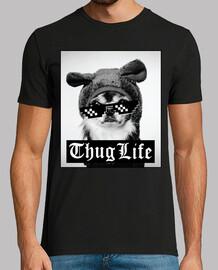 Chien thug life