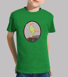 chien vert