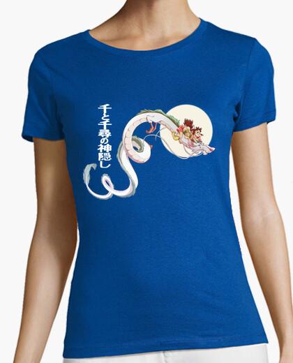 Chihiro and haku t-shirt