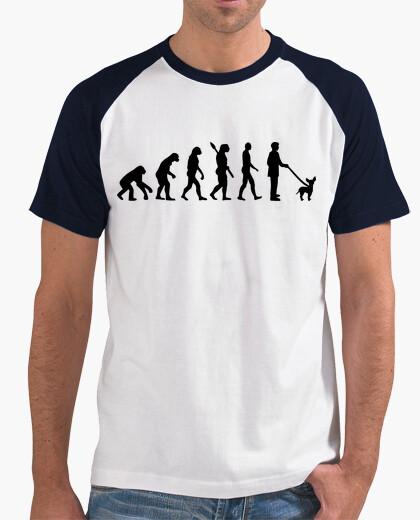 Camiseta chihuahua evolución