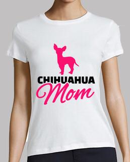chihuahua maman