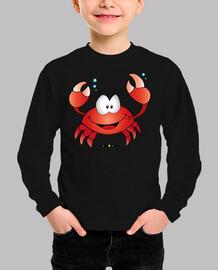 child crab