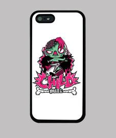 Child Punk iPhone 5/5s