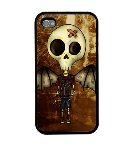 Open iPhone cases skulls
