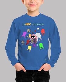 child t-shirt not plastic