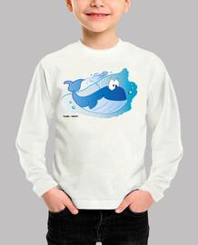 child whale