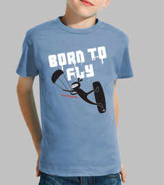Children Born To Fly T-shirt