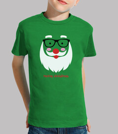 Children, short sleeve, green