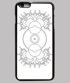Chillbolton Funda iPhone 6 Plus, negra