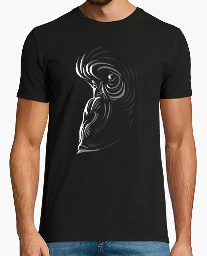 Camiseta Chimpance Tribal