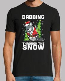 chinchilla mascot dab noel