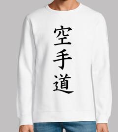 chinesisches Kanji-Karate