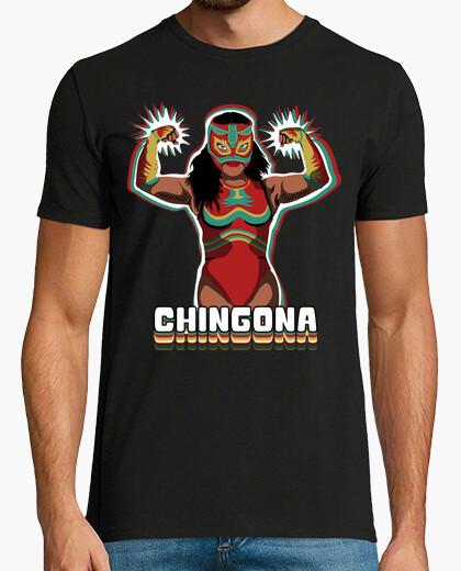 Tee-shirt chingona