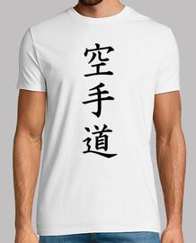 chinois kanji karate