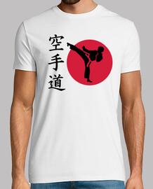 chinois karaté combat
