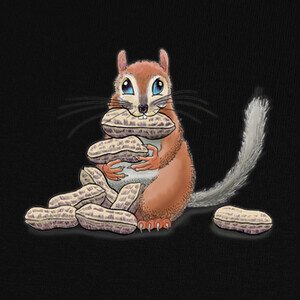 Camisetas CHIPMUNK