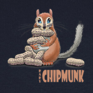 Camisetas CHIPMUNK TX