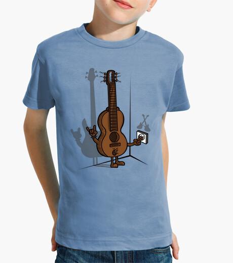 Abbigliamento bambino chitarra elettrica