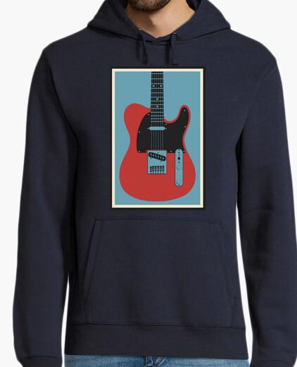 Felpa chitarra tele