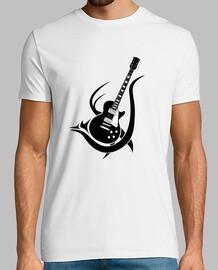 chitarra tribale