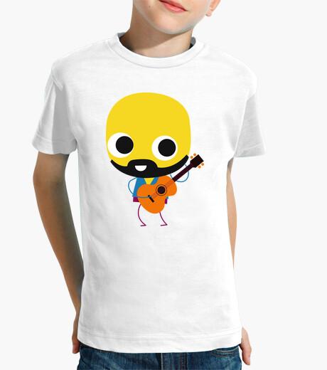 Abbigliamento bambino chitarrista