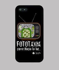 chloroplaste phototaxie poltergeist