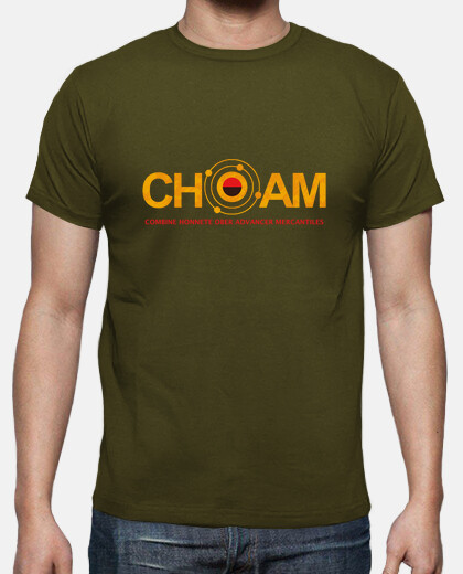 Camisetas CHOAM
