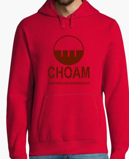 Sudadera Choam logo