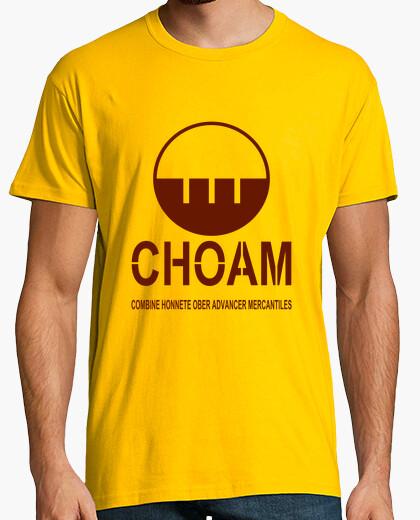 Camiseta Choam logo