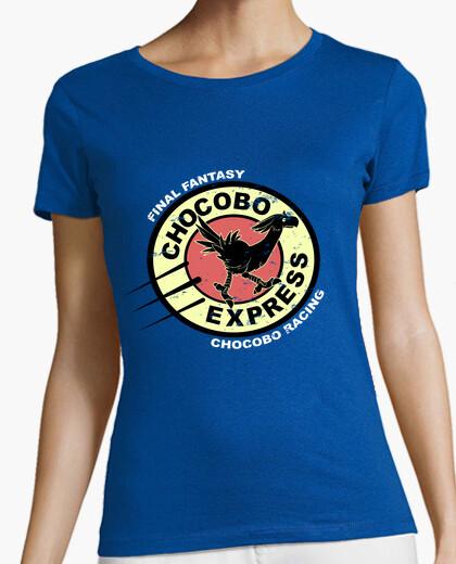Camiseta Chocobo Express