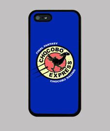 chocobo express case iphone