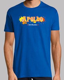 Chocolatinas Apollo camiseta hombre