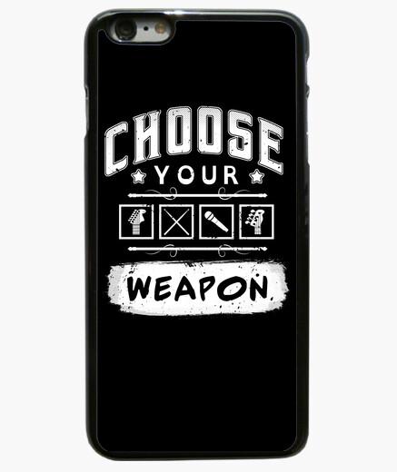 Coque Iphone 6 Plus / 6S Plus choisissez votre arme