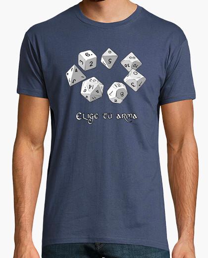 Tee-shirt choisissez votre arme