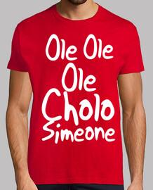 Cholo Simeone camiseta