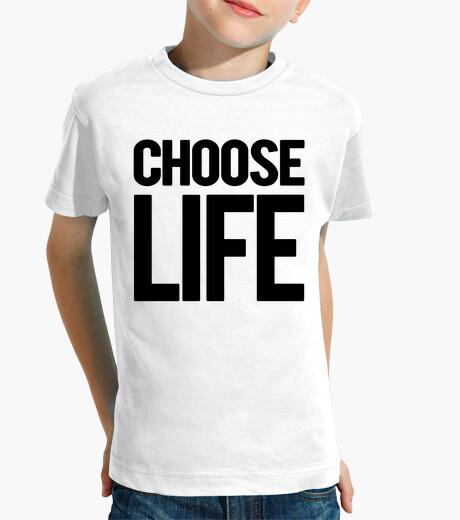 Ropa infantil Choose Life
