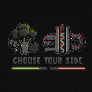 Choose wisely T-shirts