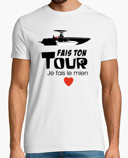 Tee-shirt Choose your boat (Dessin nº 1050559)