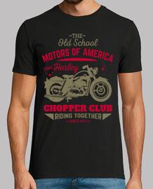 Chopper Club - Camiseta