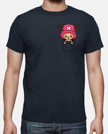 chopper guy in a shirt pocket